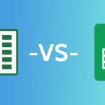 Microsoft Excel vs. Google Sheets: The 4 key ways Sheets beats Excel - freeware news